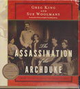 The cover of the audio version edition of The Assassination of the Archduke.